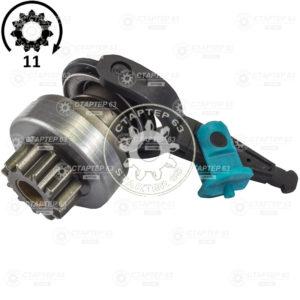 Привод (бендикс) стартера Bosch ВАЗ 2101, 2104, 2105, 2106, 2107, 2121, 21214, 2123 Шеви-Нива; на стартер 0001208218 Bosch, Cargo 110352