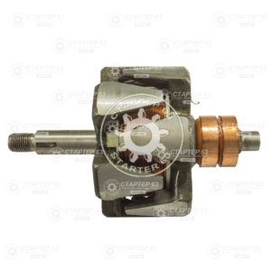 Ротор (якорь) генератора КЗАТЭ ВАЗ 2107-08-09; на генераторы 371.3701000-02 (55А), 372.3701000-02 (55А), 372.3701000-03 (73А) КЗАТЭ, КАТЭК, ЗиТ